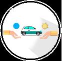 administración de flota vehicular en múltiples gasolineras